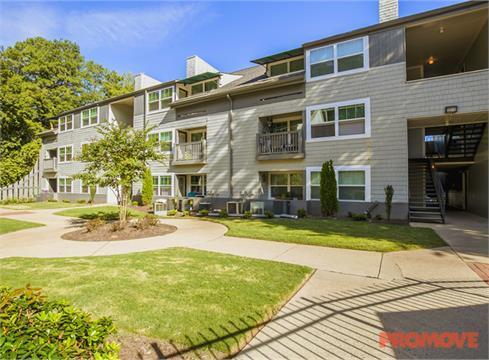 Morningside Courts Apartments Atlanta