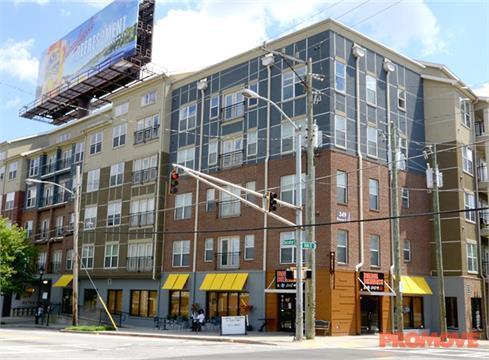 Pencil Factory Flats and Shops Apartments